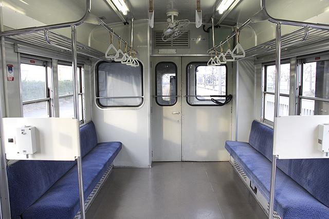 水島臨海鉄道キハ30形 乗務員室背面