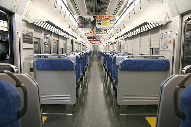 JR東海313系5000番台 車内