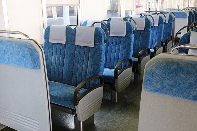 JR東海313系5000番台 転換クロスシート