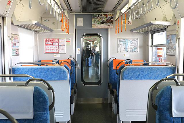 JR東海313系5000番台 貫通路