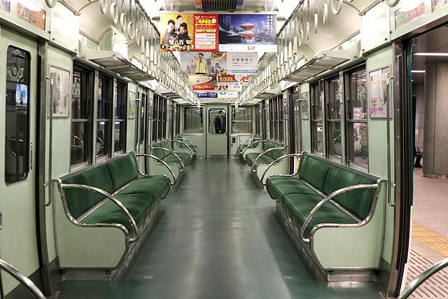 京阪2600系30番台 車内デザイン