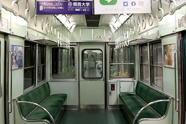 京阪2600系30番台 貫通路