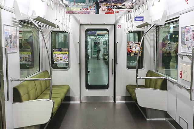 阪神1000系 貫通路