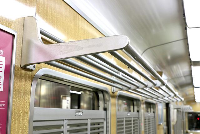 阪急5300系(後期更新車)荷棚