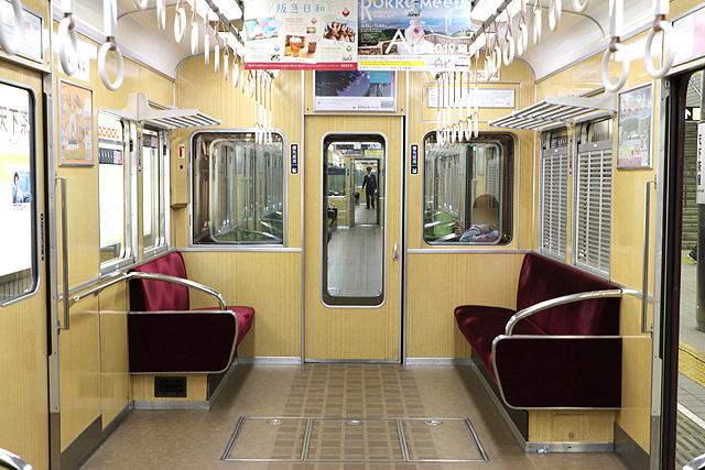 阪急5300系(後期更新車)貫通路