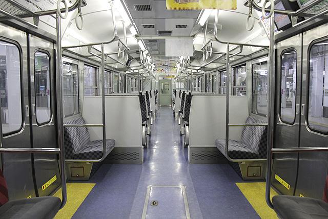 しなの鉄道115系 車内デザイン