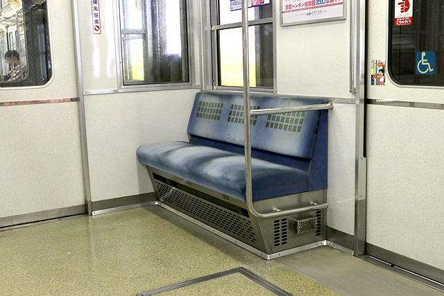 Osaka Metro 10A系 優先座席