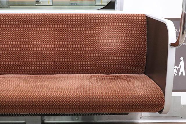 【今週の座席モケット】南海8300系