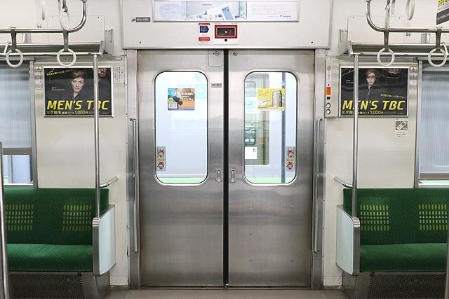 JR東日本205系500番台 客用ドア
