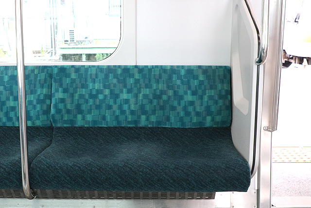 【今週の座席モケット】JR東日本E231系500番台