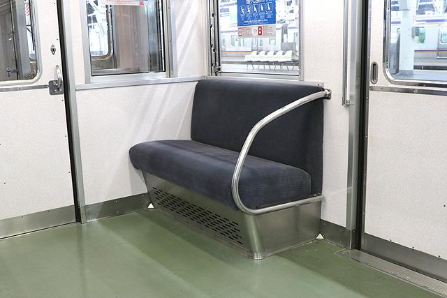 南海6000系 優先座席