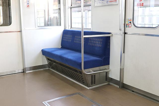 Osaka Metro 20系 優先座席