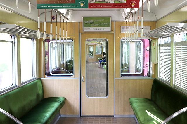 阪急5100系 貫通路