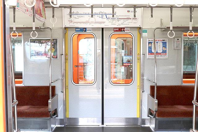 阪神8000系(タイプⅣ)客用ドア