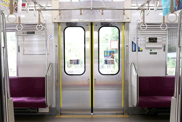 北総鉄道7500形 客用ドア
