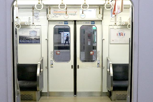 南海1000系(初期車) 客用ドア