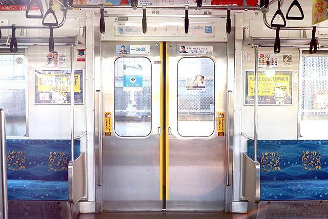 JR東日本205系1000番台 客用ドア