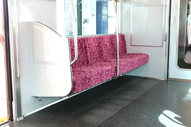 名鉄3150系(3次車)優先席