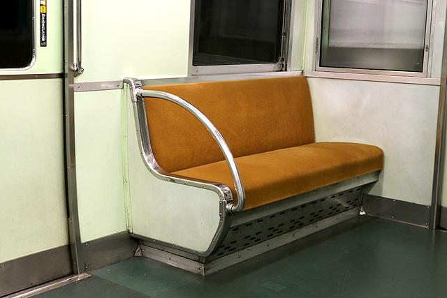 京阪2600系 優先座席