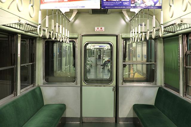 京阪2600系 貫通路