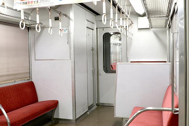 近鉄2610系(X22編成)化粧室