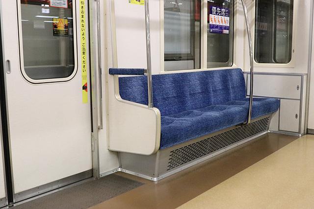 東京メトロ 優先席