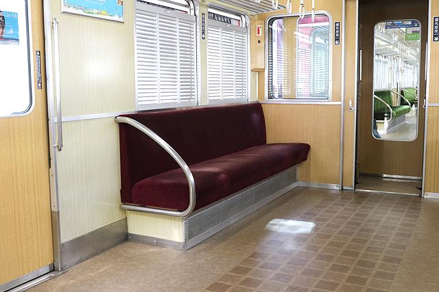 阪急 優先座席