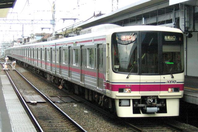 京王8000系(6+4両編成)