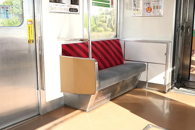 JR東日本205系1100番台 優先席