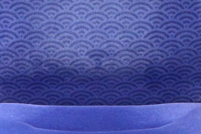 東京モノレール10000形 座席モケット