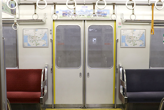 近鉄1620系 客用ドア