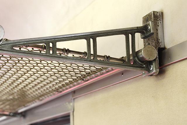 近鉄サ121形の化粧板