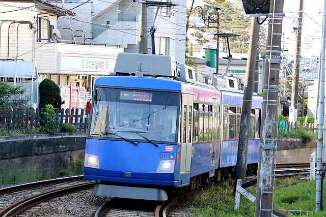 東急300系初期車車内