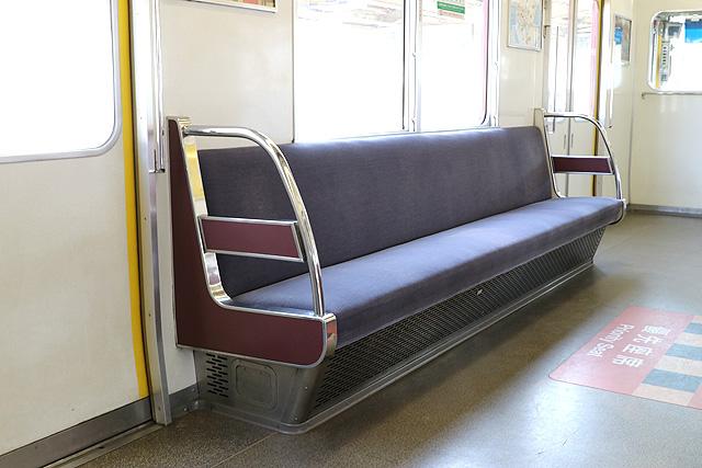 近鉄6413系 優先座席