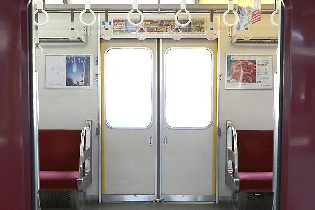 近鉄6413系 客用ドア