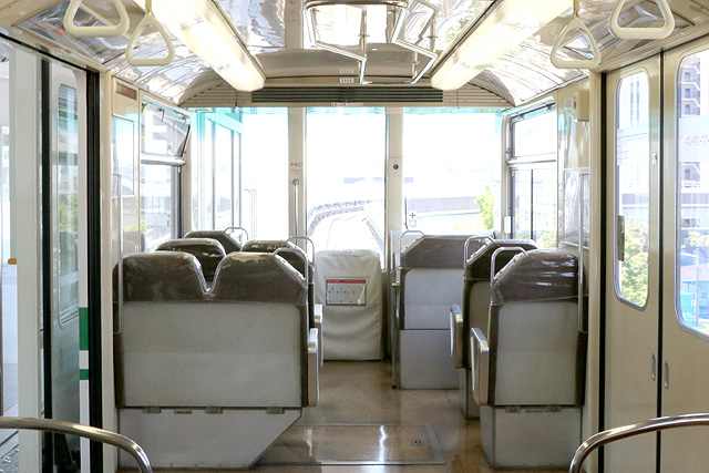 神戸新交通1000型(最終編成)先頭部