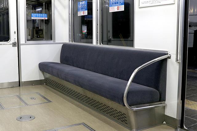 南海2230系 優先座席
