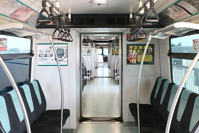 埼玉新都市交通2020系 貫通路