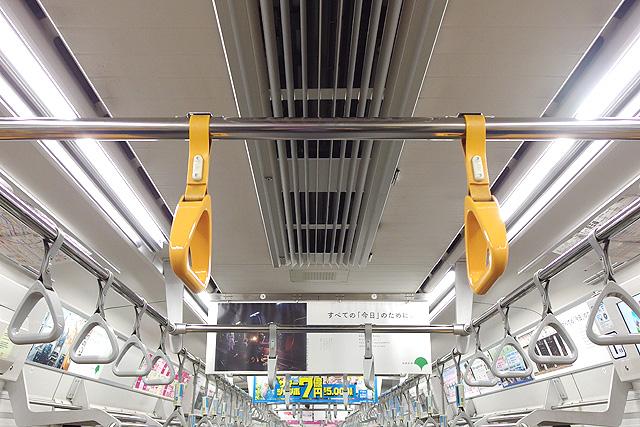 都営10-300形(4次車)天井部